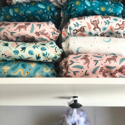 Les couches lavables : comment ça marche?