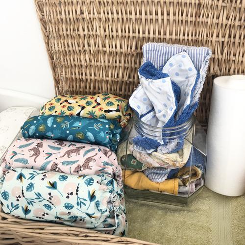 Pourquoi opter pour les couches lavables ? (avantages etinconvénients)