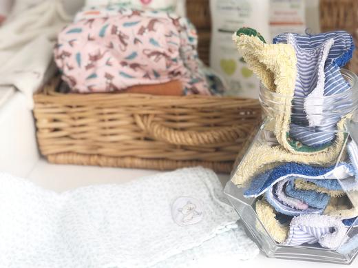 3 conseils pour un bébé écolo et zérodéchet